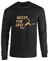 Wil Lutz Nutz For Lutz Jersey Long Sleeve T-Shirt