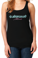 Stranger Things 3 Starcourt Mall Hawkins, Indiana Logo Women's Tank Top