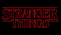 Stranger Things Season 1 Logo Long Sleeve T-Shirt