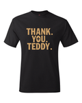 New Orleans Teddy Bridgewater Thank You T-Shirt