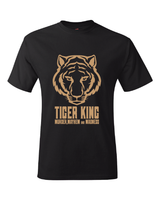 Tiger King Murder, Mayhem And Madness Logo T-Shirt