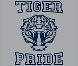 13 Reasons Why Liberty High School Tiger Pride T-Shirt