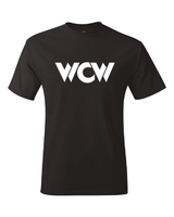 WCW World Championship Wrestling Logo T-Shirt