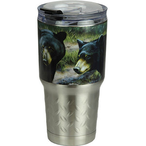 Rivers Edge Bears 24oz. SS Tumbler