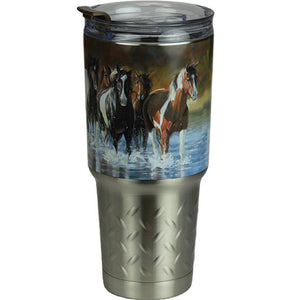 Rivers Edge Rush Hour 32oz. SS Tumbler