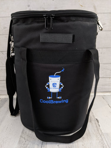 Cool Brewing 2.5 Gallon Mini Cornelius / Corny Keg Cooler