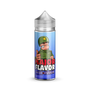 Blue Fusion E-Liquid By Major Flavor 100ml