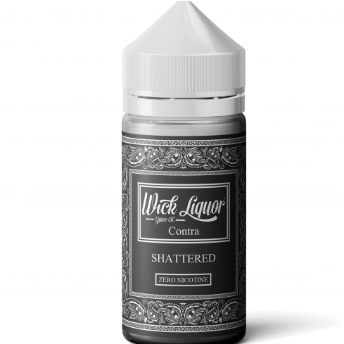 Wick Liquor Contra Shattered Juggernaut 150ml Shortfill