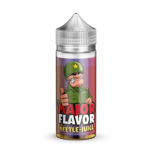 Beetle Juice E-Liquid By Major Flavor 100ml