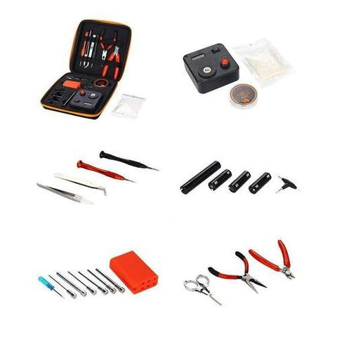 Coil Building Kit With Tab