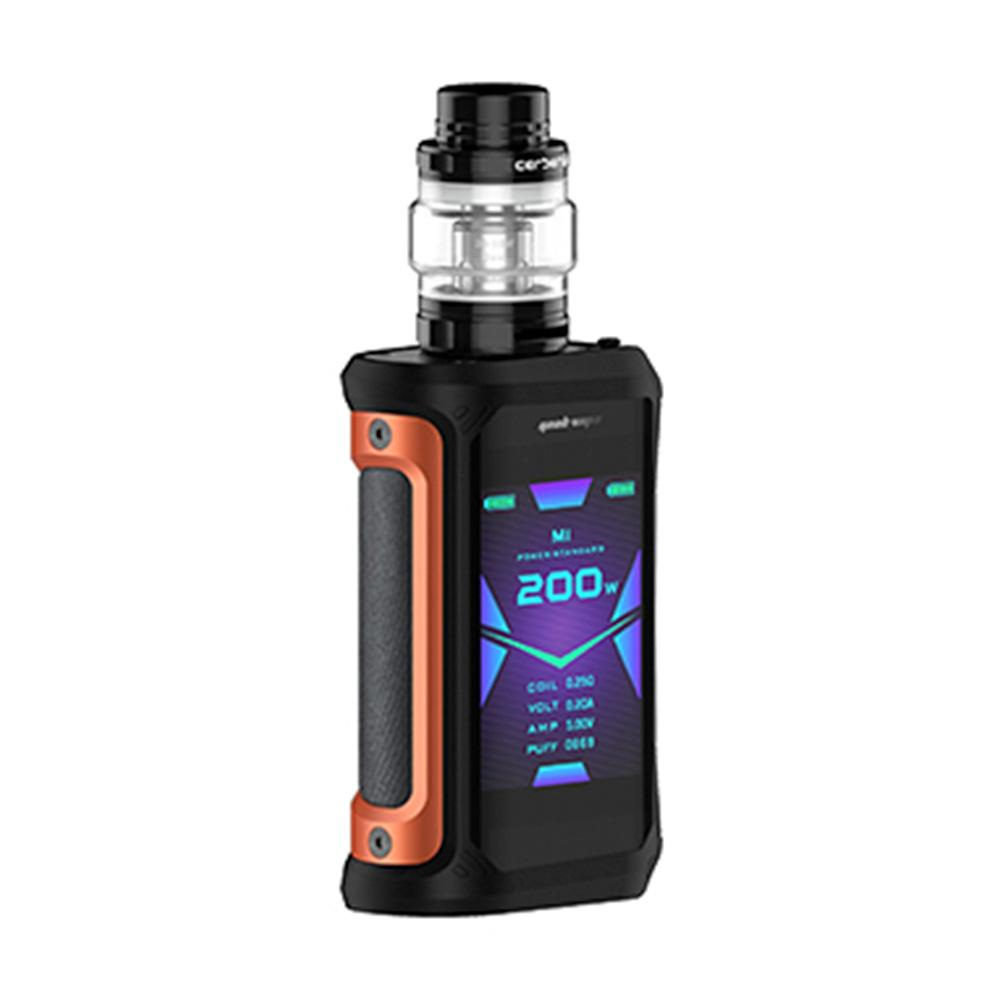 Geekvape Aegis X 200W TC Kit with Cerberus Tank 2ml