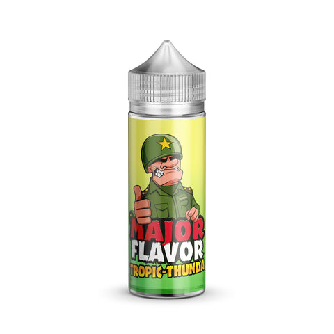 Tropic-Thunda E-Liquid By Major Flavor 100ml