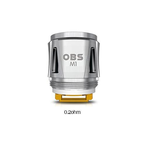 OBS Draco Cube Mesh Tank Coils (5 Pack)