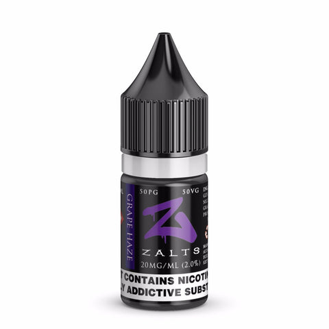 Zalts Grape Haze 20mg Nic Salt