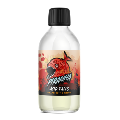 Piranha Acid Falls 200ml E-Liquid Shortfill