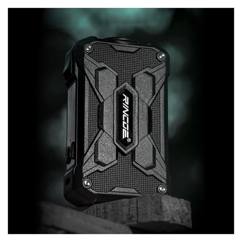 Rincoe Mechman 228W Box Mod - Steel Wing