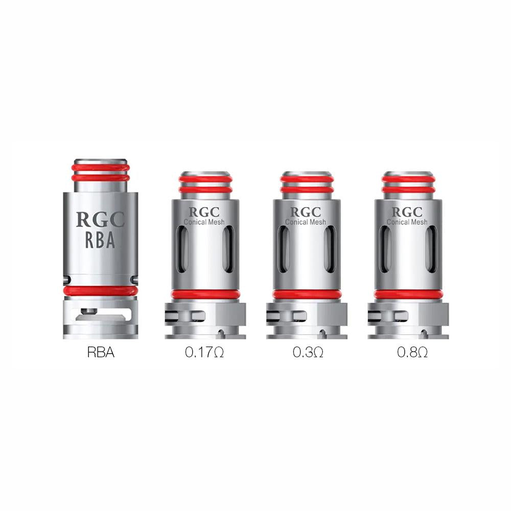 Smok RGC Conical Coils (5pcs)