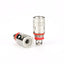 Squid Squad Replacement Mesh 0.6ohm Coils (5Pcs)