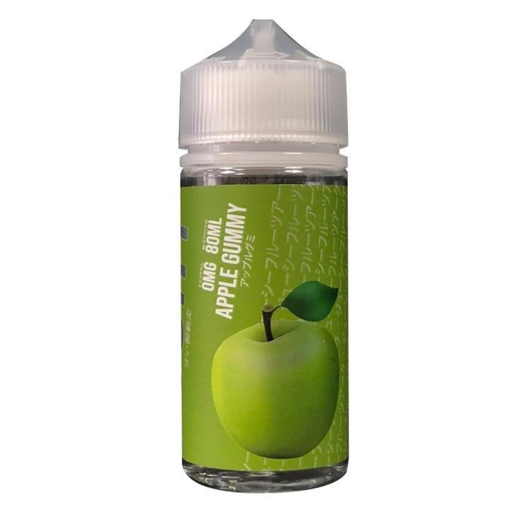 Gochy Apple Gummy 80ml Shortfill