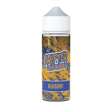 Drifter Blueberry Crumble 100ml Eliquid