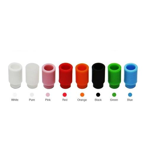 Disposable Silicone 510 Drip Tester Tips