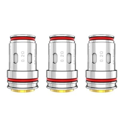 Uwell Crown Tank V Replacement Coils (4pc)