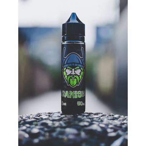 Apple Danish by Danish E Liquids 50ml 0mg Shortfill