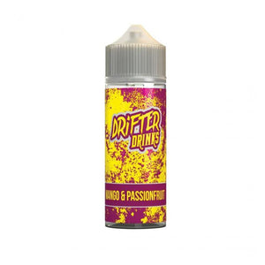 Drifter Drinks Mango & Passionfruit 100ml Shortfill
