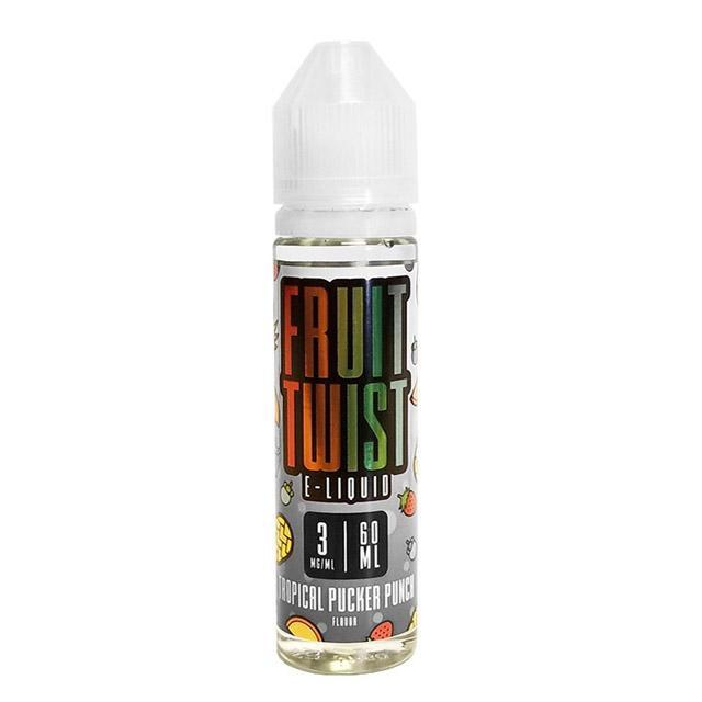 Fruit Twist Tropical Pucker Punch 0mg 50ml Shortfill
