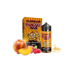 Tooty Frooty Pancake Man 0mg 100ml Shortfill
