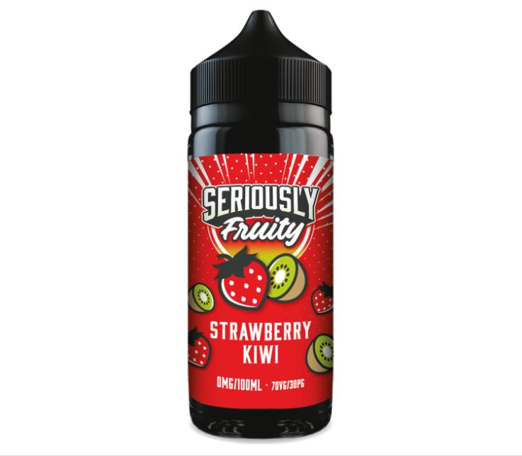 Seriously Fruity by Doozy Vape Co Strawberry Kiwi 100ml