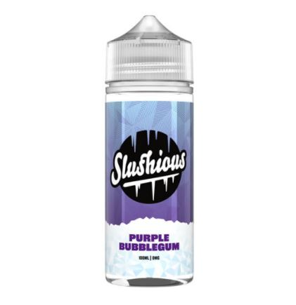 Slushious Purple Bubblegum 100ml