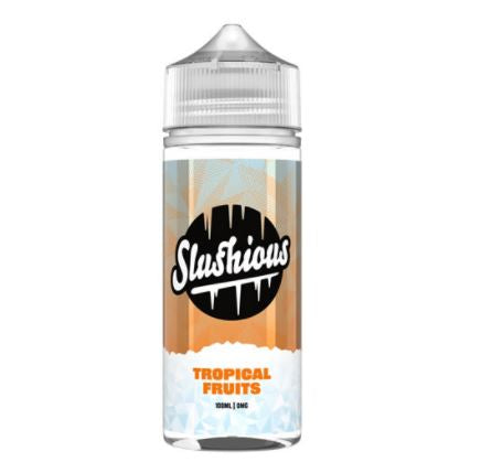 Slushious Tropical Fruits 100ml