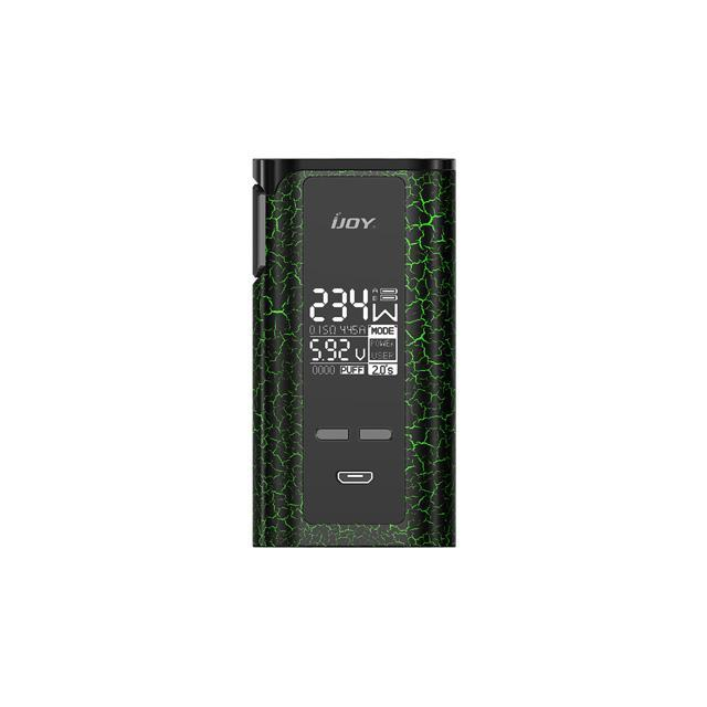 IJOY Captain PD270 Box Mod 234W V2 with Batteries (NEW FOR 2018)