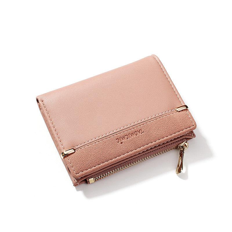 Women's Casual RFID Card Holders Cover Wallet  - Marfuny