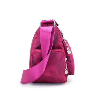 Women's Fashion Waterproof Nylon Bags Multifunctional Zipper Crossbody Bags(Get 2nd one 20% off) - Marfuny