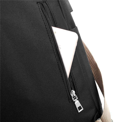 Women's Casual Waterproof Nylon Bag Laptop Large Capacity Backpack - Marfuny