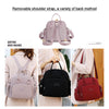 Multifunctional waterproof nylon ladies bag
