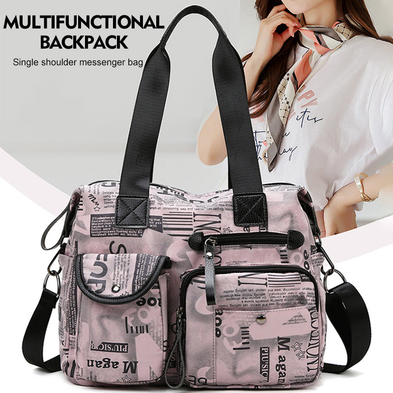 Classic Waterproof Nylon Casual Bag