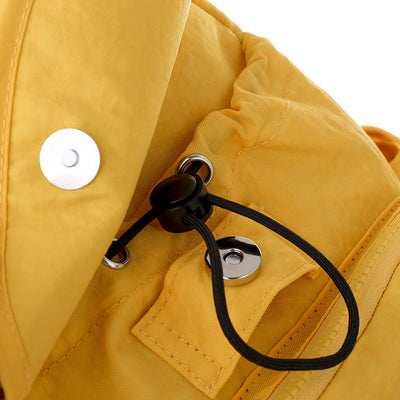 🔥Waterproof Nylon Backpack Multiple Pockets Anti-theft Bags