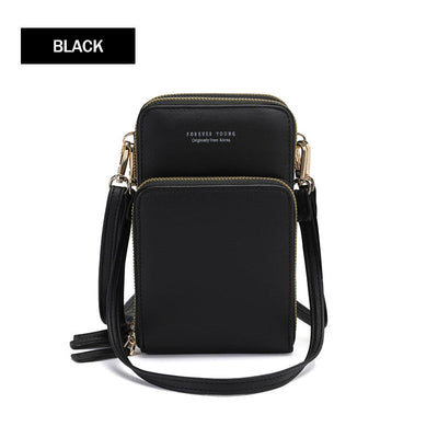 #2021 Updated Version# Touch Screen RFID Blocking Cellphone Purse (Get 20% Off for the 2nd One)