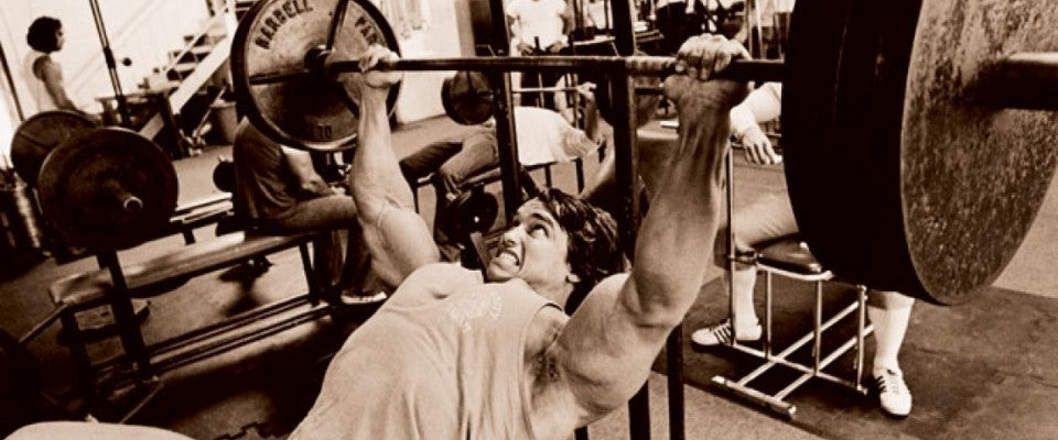 Bodybuilding vs. Weightlifting: Go Heavy!