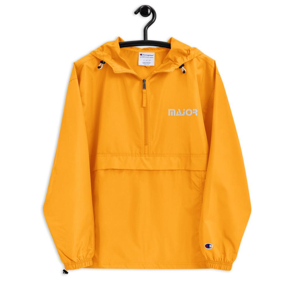 MAJOR x Champion Packable Jacket