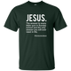 Jesus is Always The Answer Tee