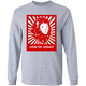 Lion of Judah Long Sleeved Tee
