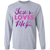 Jesus Loves Me and You Long Sleeved Tee