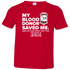 My Blood Donor Toddler Tee