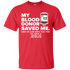 My Blood Donor Men's And Women's Tee