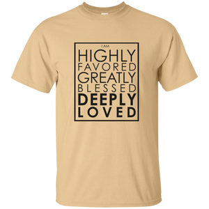 Greatly Loved Tee