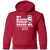 My Blood Donor Toddler Pullover Hoodie